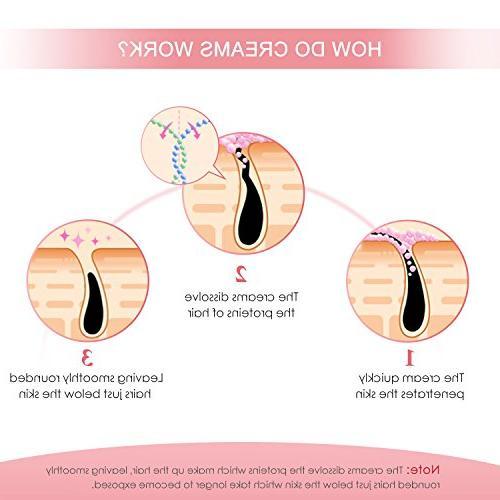 Hair Liberex Women Mens Depilatory Cream Fast for Body Legs 3.52