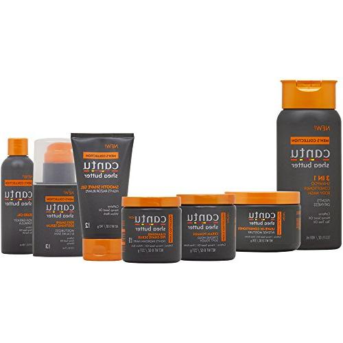 hair shaving care collection