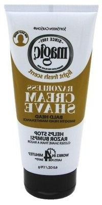 Magic Smooth Hair-Removing Cream, 6 Ounce