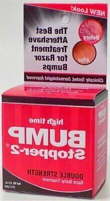 High Time Bump Stopper-2 0.5 Ounce Double Strength Treatment