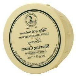 St. James Collection Shaving Cream Bowl 150g shave cream by
