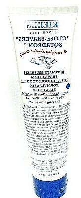 KIEHL'S Close Shavers Squadron Ultmate Brushless Shave Cream