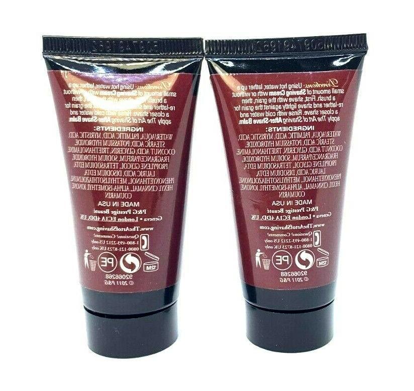 Lot/2 Of Shaving Cream Essential oz