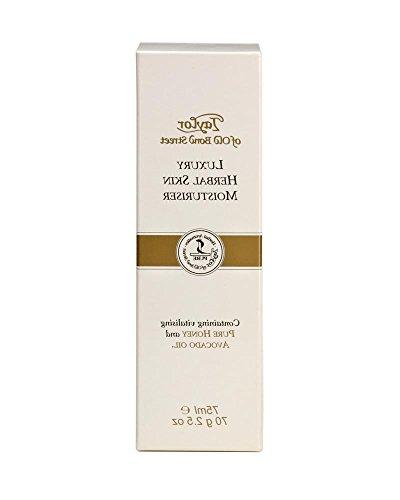 luxury herbal skin moisturiser