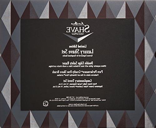 Jack Black Luxury Shave Set - Limited Edition Set