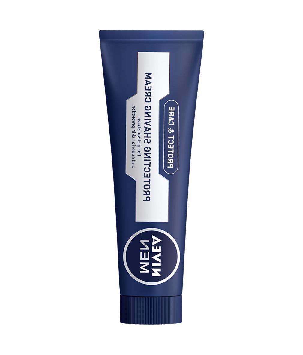 men protect and care shaving cream 3