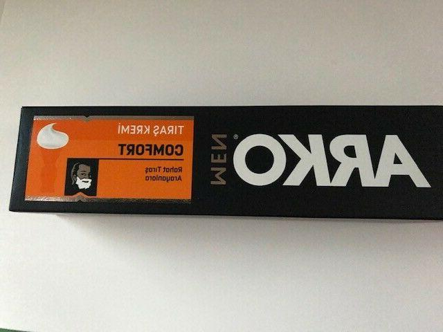 ARKO Turkish Shave FRESH- SENSITIVE 100ML SHP