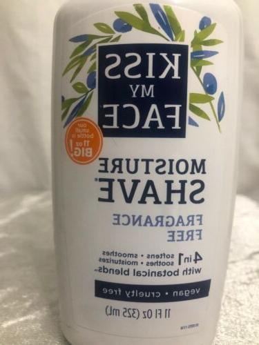 New My Face Fragrance Shave 11 vegan-Shaving Lotion