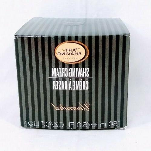 new york shaving cream unscented 5 fl