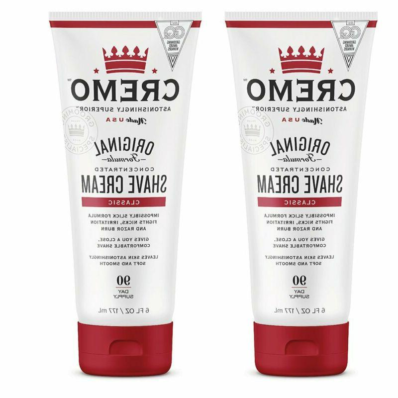 Cremo Original Shave Cream, Astonishingly Superior Smooth Sh
