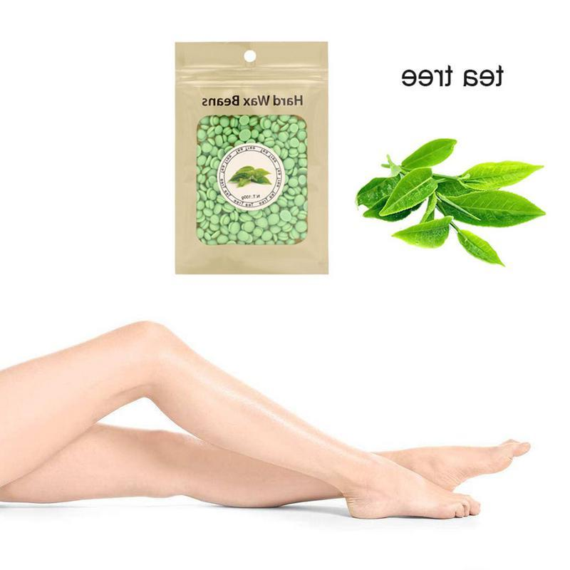 Painless Wax Beans Hair Wax Depilatory Wax Bean Bikini Hair Removal
