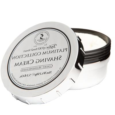 Taylor Of Old Street Platinum Collection Shaving Cream Bowl 150g