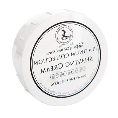 platinum collection shaving cream bowl 150g