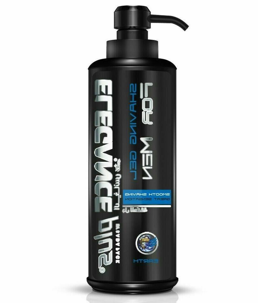 Elegance Plus Shaving Gel Earth 500 ML