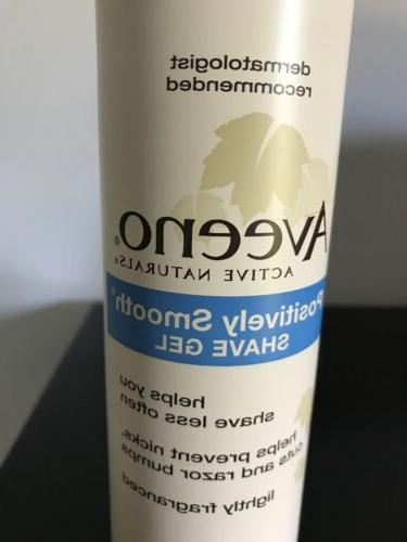 Aveeno Positively Smooth Gel 7