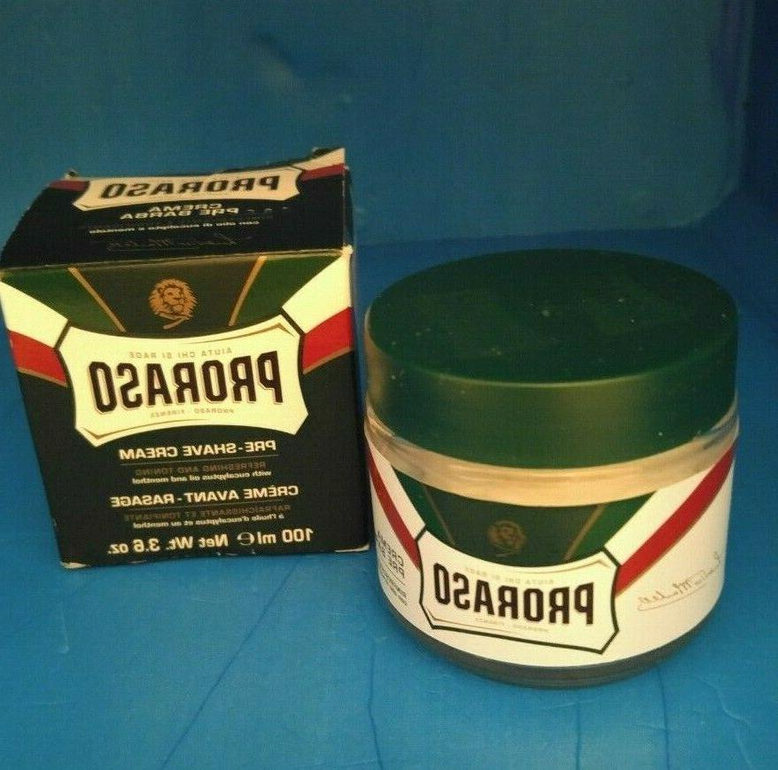 Proraso and Italy