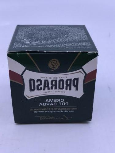 Proraso Pre-Shave and Toning, 3.6