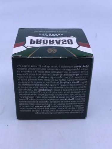 Proraso Cream, and