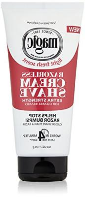 Razorless Shaving Cream for Men by SoftSheen-Carson Magic, H