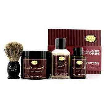 The Shaving Sandalwood The 4 Elements Of Skincare:Men