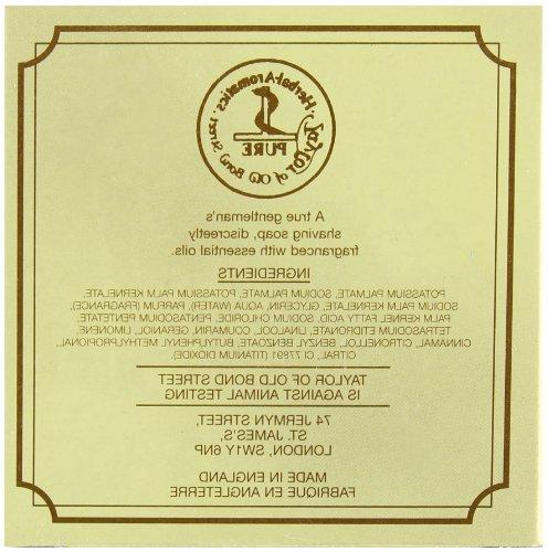 Taylor Street Sandalwood Hard Soap Refill,