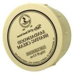 Taylor of Old Bond Street Sandalwood Shaving Cream Bowl, 5.3