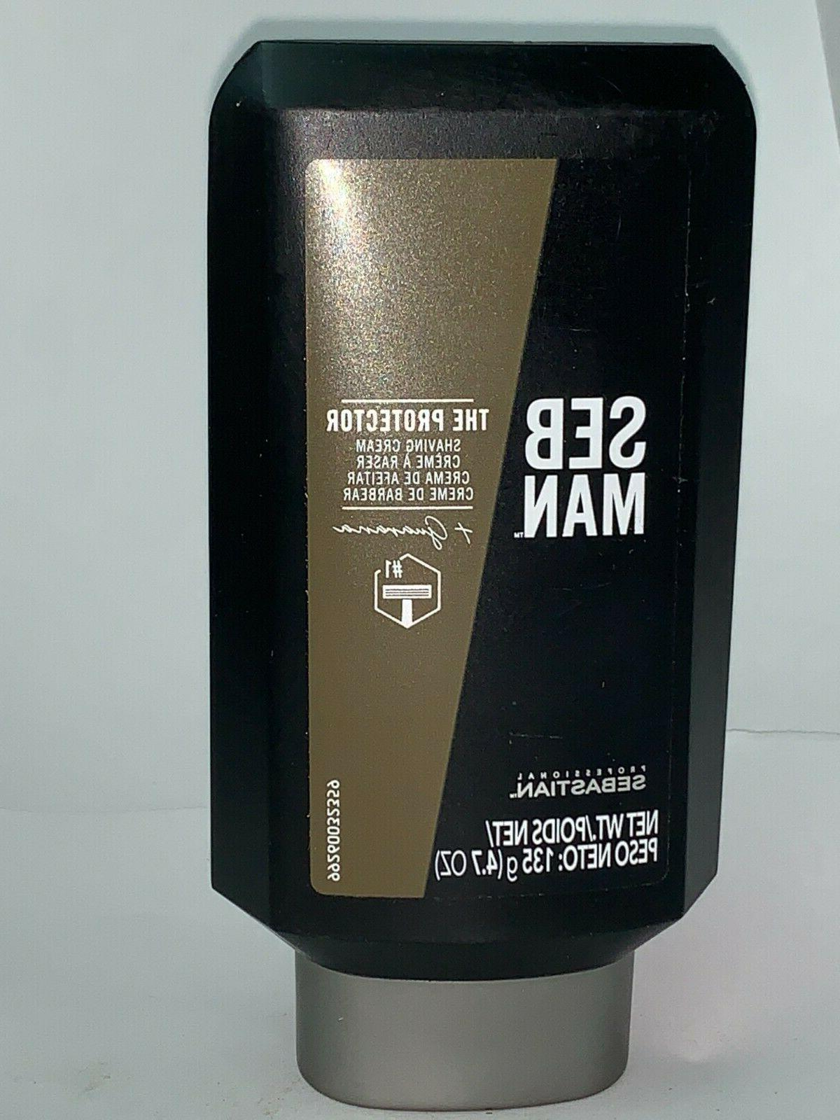 """SEB Protector"""" Cream & """"The Gent"""" Aftershave"""
