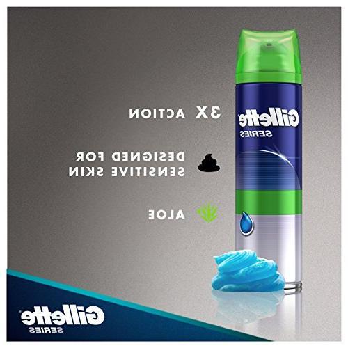 Gillette Sensitive