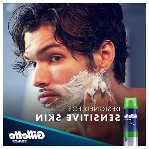 Gillette Series Sensitive Skin 7