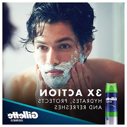 Gillette Shaving Sensitive 7