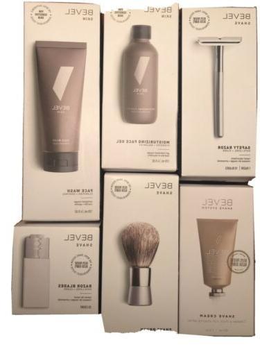 shave 6 pcs lot safety razor face