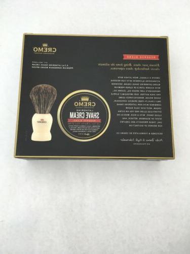 Cremo Cream Brush New
