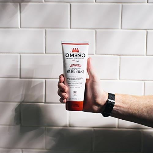 Cremo Original Cream, Astonishingly Superior for 6 Ounce
