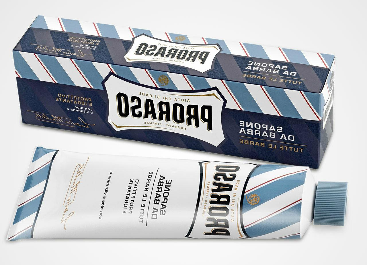 Proraso oz tube