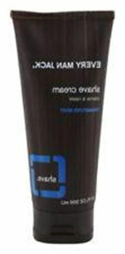 Every Man Jack Shave Cream, Signature Mint, 6.7-ounce