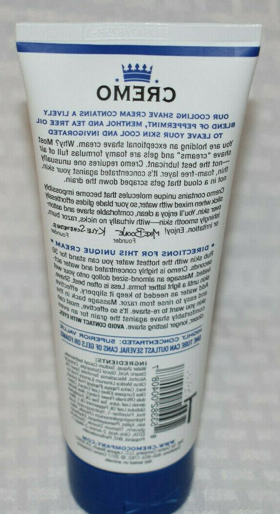 Cremo Concentrated Cream SHIPPING
