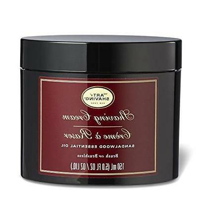 shaving cream sandalwood 5 fl oz
