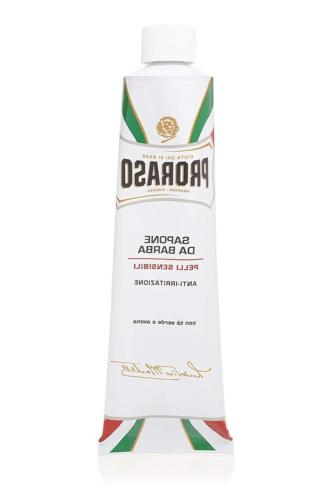 Proraso Shaving Cream, Sensitive Skin, 5.2 Oz