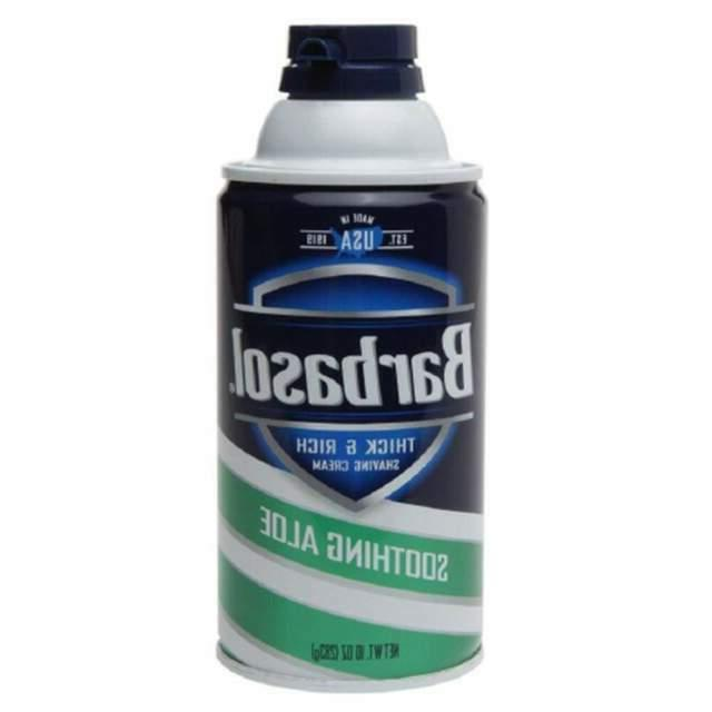 4 pack thick and rich shaving cream