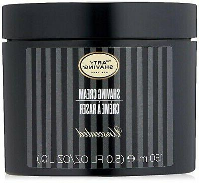 shaving cream unscented 5 fl oz