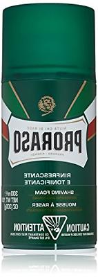 Proraso Shaving Foam, Refreshing and Toning, 10.6 oz