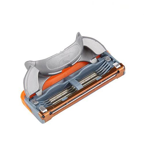 LtrottedJ Man Cartridge Blade 5-layer for Gillette Fusion