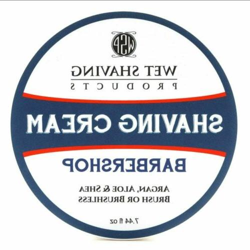 shaving products barbershop shave cream