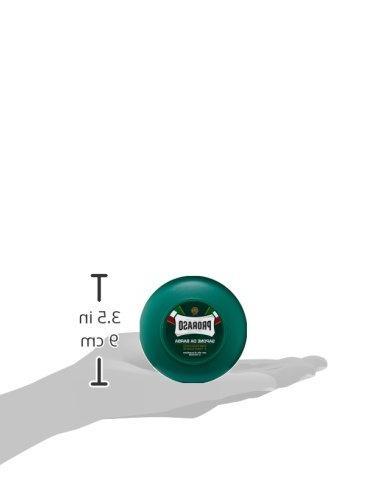 Proraso Shaving Soap a Bowl, Toning, 5.2 oz