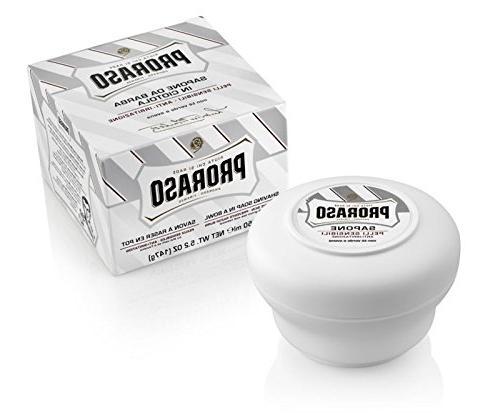 shaving soap bowl sensitive skin