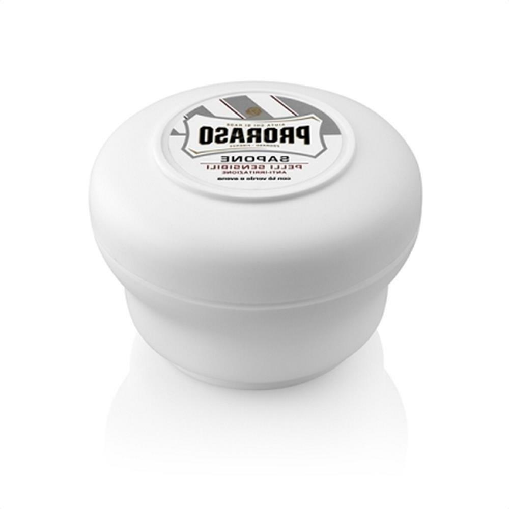 shaving soap in a bowl sensitive skin