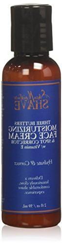 SheaMoisture For Men Three Butters Moisturizing Face Cream &
