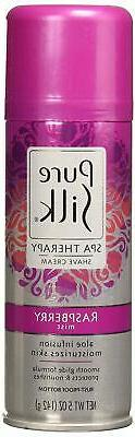 PURE SILK SHV CRE RSPBRRY Mist 5 OZ