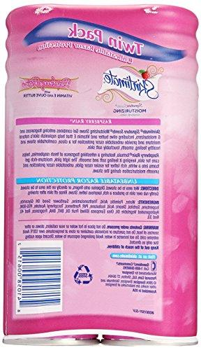 Skintimate Shave Raspberry Rain with E and - 7 Pack