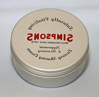 simpsons peppermint and rosemary 125 ml tin